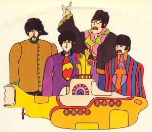 beatles-yellow-submarine-characters