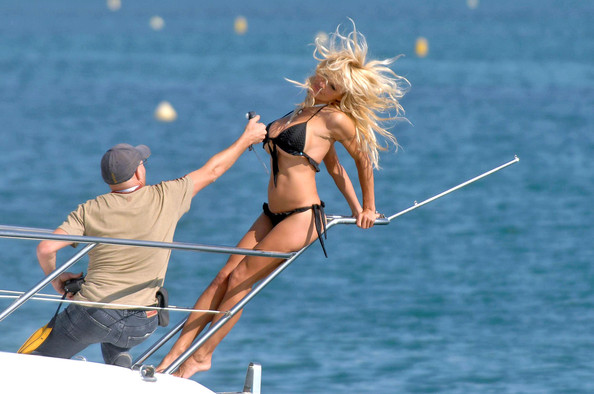 Pam Anderson Boat Sex