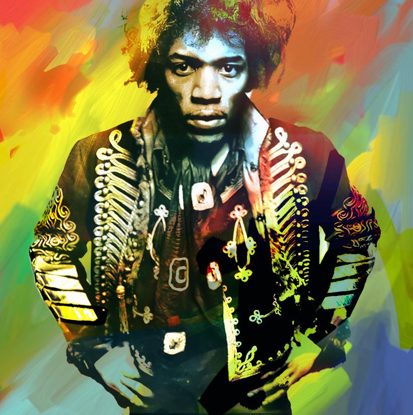 Jimy Hendrix