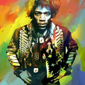Voodoo Child - Jimi Hendrix